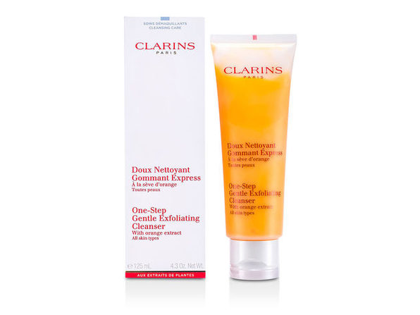 Clarins By Clarins One Step Gentle Exfoliating Cleanser--125Ml/4.3Oz For Women (Package Of 5)