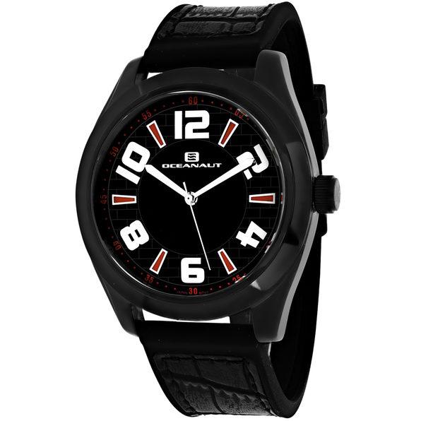 Oceanaut Men's Vault Black Dial Watch - OC7511 - Product Image