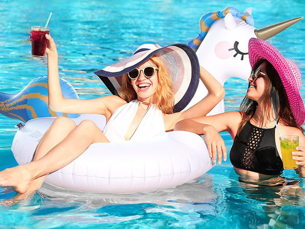 Sable Inflatable Pool Floats
