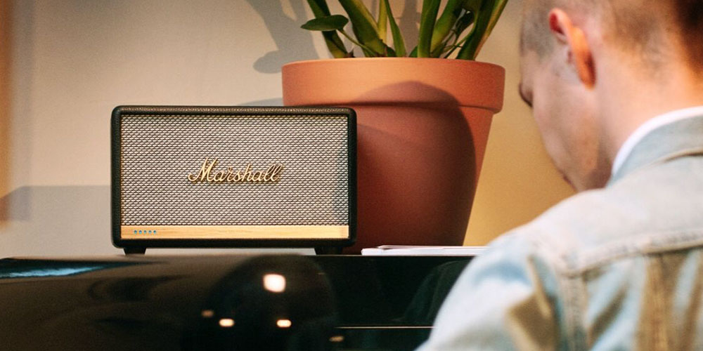 Get the Marshall® Stanmore II Wireless Smart Speaker for $279.99, 30% off