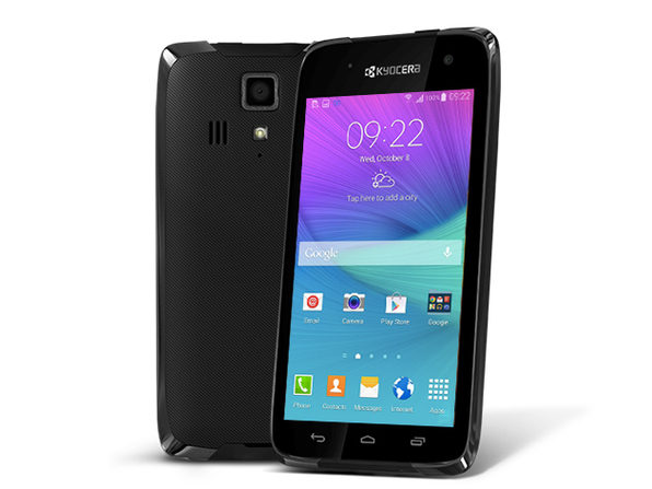Kyocera Hydro Icon (LTE) Certified Pre-Owned + 1 Month Trial of Unlimited Talk, Text, 1GB & Premier Service - Product Image