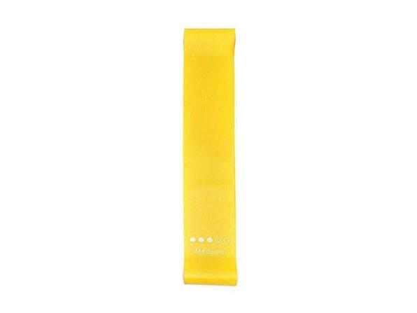 Resistance Elastic Yoga Band (Yellow/10lbs)