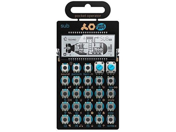Teenage Engineering TE010AS014 PO-14 Sub Minimalist Bass Synthesizer Sequencer (Like New, Open Retail Box) - Product Image