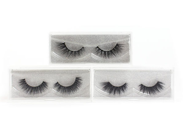 Imitation Mink Eyelash Bundle