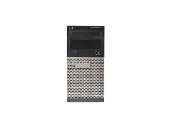 Dell OptiPlex 3010 Tower PC, 3.2GHz Intel i5 Quad Core, 4GB RAM, 250GB SATA HD, Windows 10 Professional 64 bit (Renewed)
