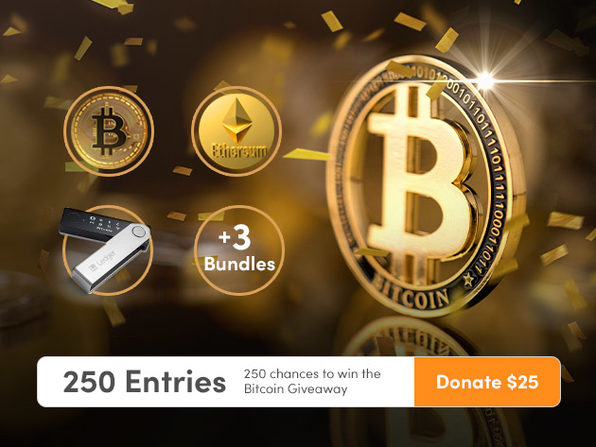 1000 btc giveaway cryptocurrency hitelezési platform