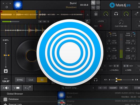 Future.dj Pro Music Mixer