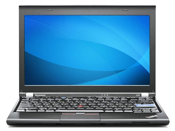 "Lenovo ThinkPad X220 12"" Laptop, 2.5GHz Intel i5 Dual Core Gen 2, 4GB RAM, 128GB SSD, Windows 10 Home 64 Bit (Refurbished Grade B)"