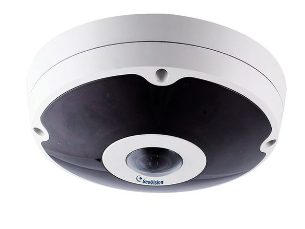 Geovision GV-FER12203 12MP WDR Outdoor Fisheye IP Camera
