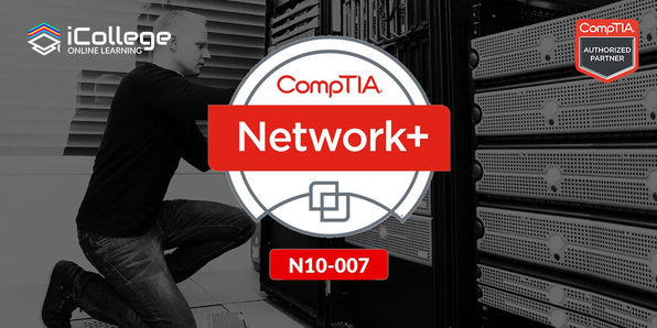 CompTIA Network+ (N10-007): Accelerated - Product Image