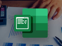 Advanced Excel & VBA for Financial Modeling - Product Image