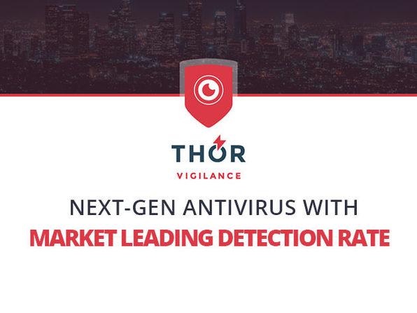 Heimdal™ Thor Vigilance Home: 2-Yr Subscription