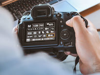 Photography Skills: Learn to Use Your DSLR Camera Like a Professional - Product Image