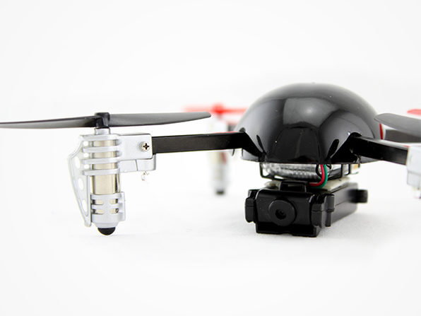 Micro Drone 2.0+ with HD-Camera: Inverted Flight Edition