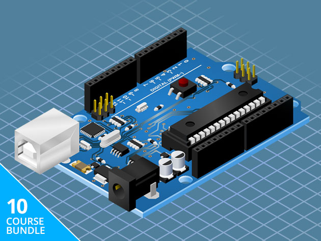 The arduino starter kit and course bundle wccftech