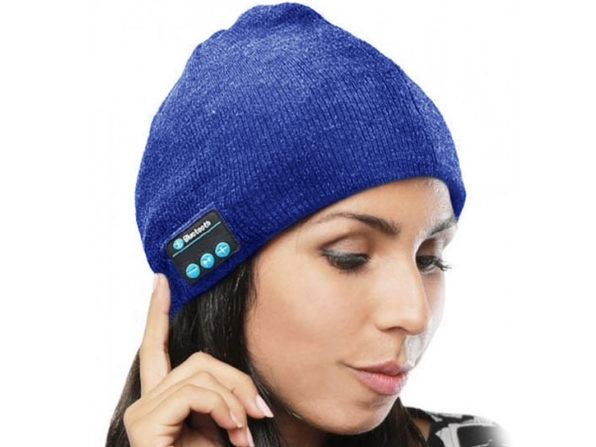 Bluetooth Beanie (Blue)