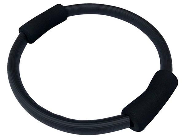 Pilates Ring + Sweatband Set (Black)