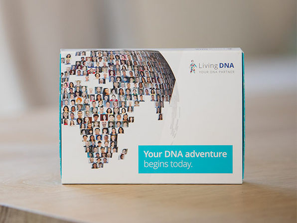 Full Ancestry DNA Kit