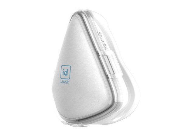 idMASK 2.0: Airtight Respirator Mask