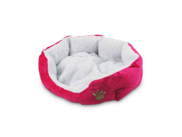 Dog Bed Pink - Product Image