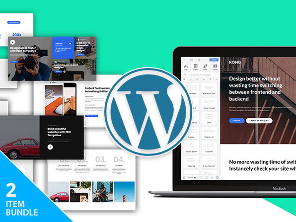 WordPress Build + Host Bundle: Lifetime Subscription