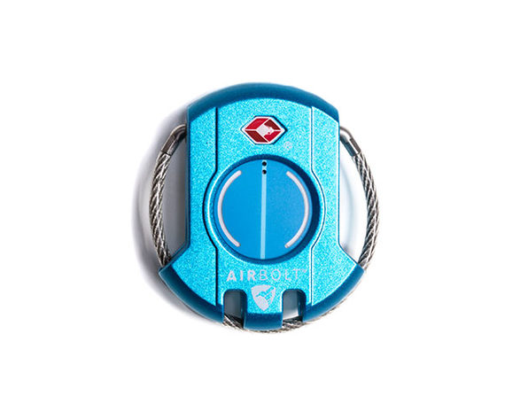 AirBolt Smart Travel Lock (Bondi Blue)