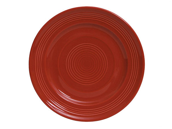 Concentrix 12-Piece Dinnerware Set (Cayenne Red)