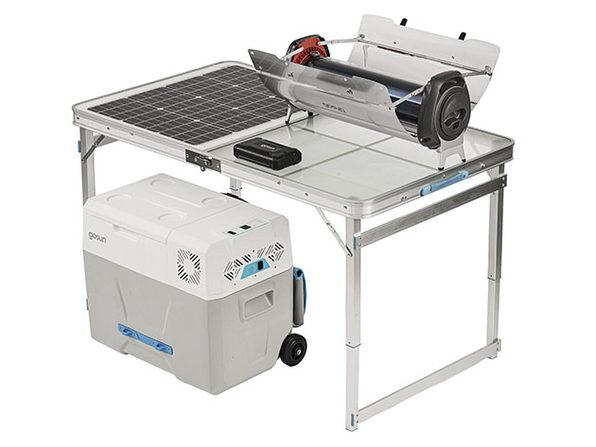 GoSun Solar-Powered Kitchen
