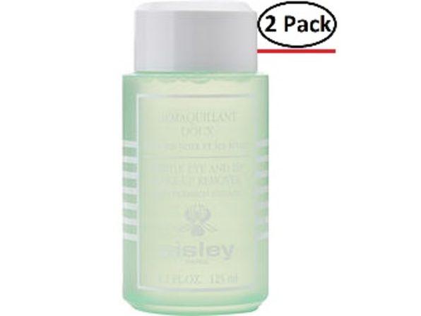 Sisley By Sisley Sisley Gentle Eye And Lip Make Up Remover--125Ml/4.2Oz For Women (Package Of 2)