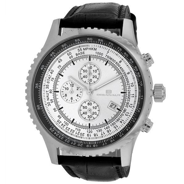 Oceanaut Men's Silver Dial Watch - OC0310