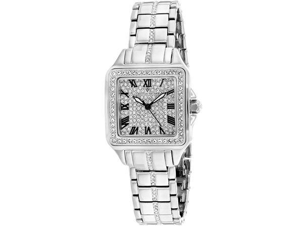 Christian Van Sant Women's Splendeur Silver Dial Watch - CV4620