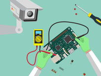 Build a Smart Security Camera for Raspberry Pi - Product Image
