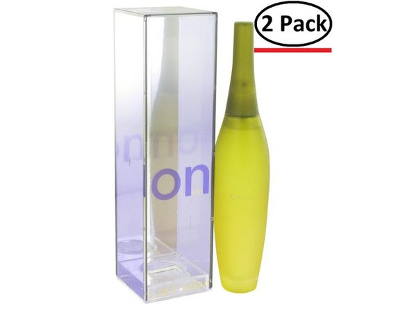 On Ella by Jesus Del Pozo Eau De Toilette Spray 3.4 oz for Women (Package of 2) - Product Image