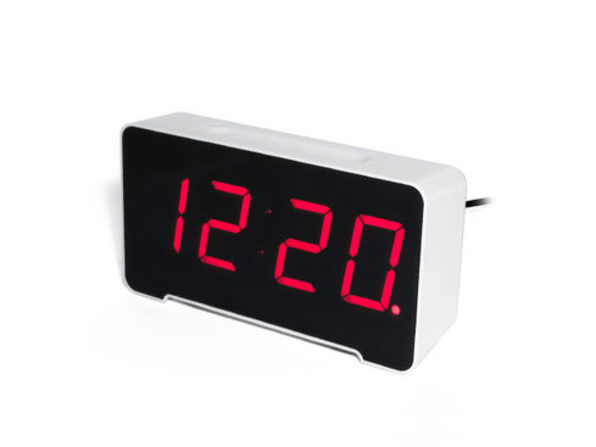 Sandman Clock (White)