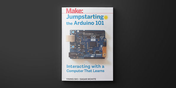 Jumpstarting the Arduino 101 - Product Image