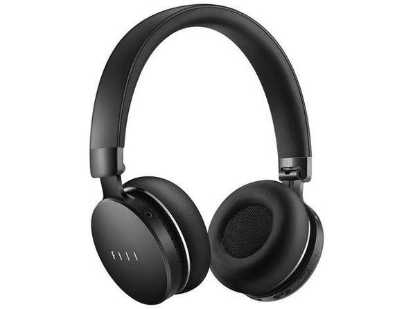 FIIL 2GK514 CANVIIS Wireless On-Ear Headphones - Anodized Black - Product Image