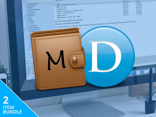 Dossier & Memoir Mac App Bundle