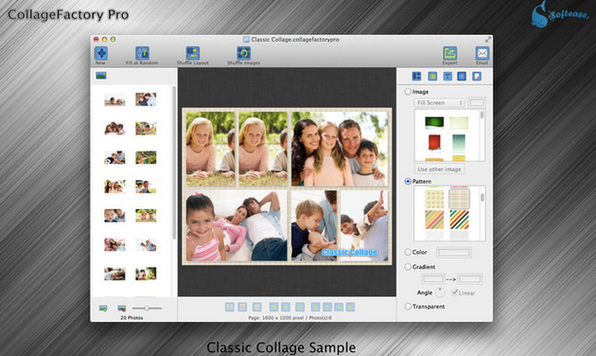 CollageFactory Pro - Product Image