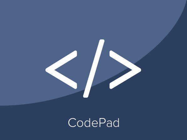 CodePad: The Versatile Source Code Editor  - Product Image