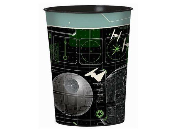 Star Wars Rogue 1 Plastic 16 oz Keepsake Favor Souvenir Cup (1 Cup)