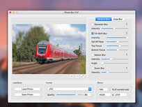 Photo Blur FX Photo Editor - Product Image