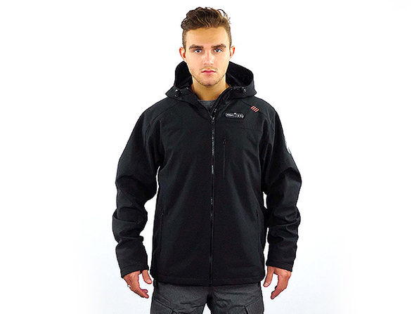 Heated Performance Soft Shell Jacket (Medium)
