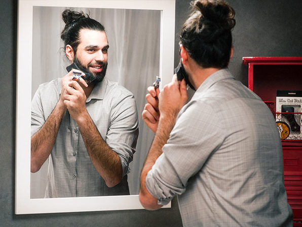 The Cut Buddy: Beard-Shaping & Hair-Trimming Guide