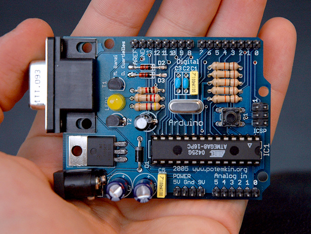 Create Projects with the World's Greatest Open-Source Electronics Platform