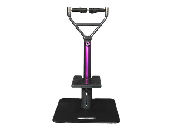 CorePump® Home Gym & Trainer (Violet Purple)