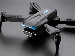 Black GPS 4K Drone 106 Pro with Gimbal & Electronic Image Stabilization