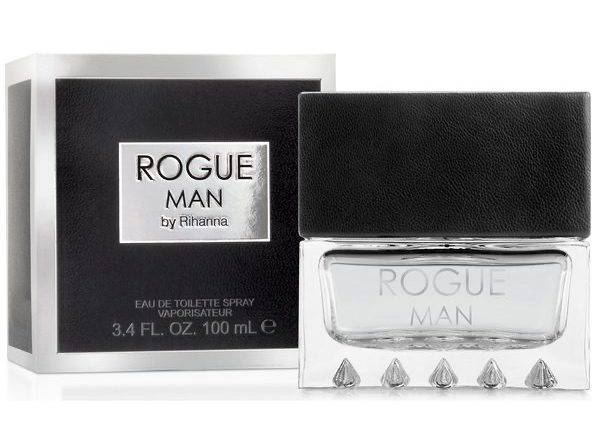 Rihanna Rogue Man for Men Eau De Toilette Spray