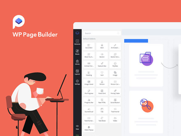 WP Page Builder Unlimited License Plan: Lifetime Subscription