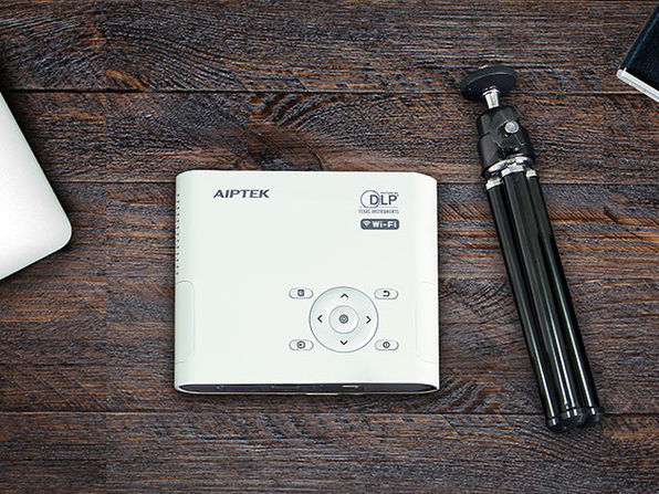 Aiptek AN100 Versatile HD DLP Pocket Projector