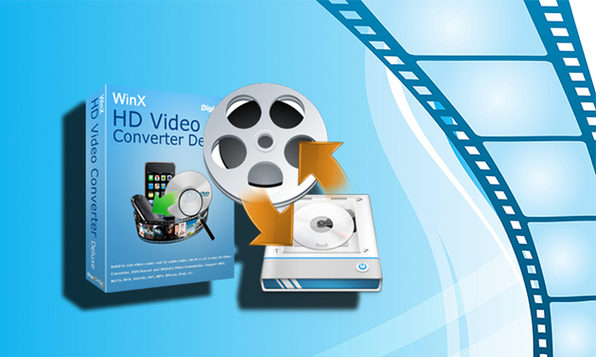 WinX HD Video Converter Deluxe Freebie | StackSocial